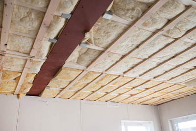 Dak isoleren van binnenuit bkg dakwerken